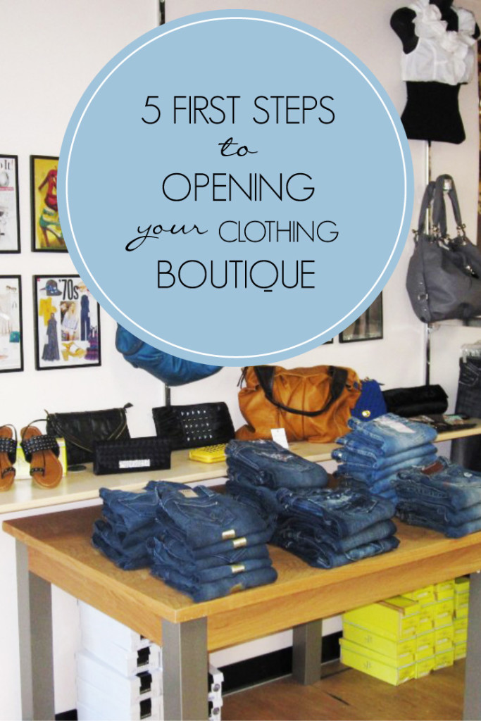 how to start a clothing boutique starting your own clothing company
